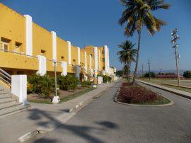 El Cuartel Moncada fue convertido en un complejo escolar tras el triunfo de la revolución.